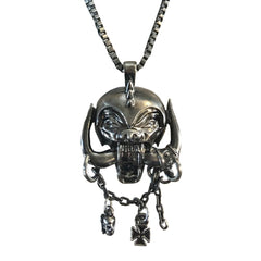 Limited Edition Motörhead Warpig Pendant Necklace