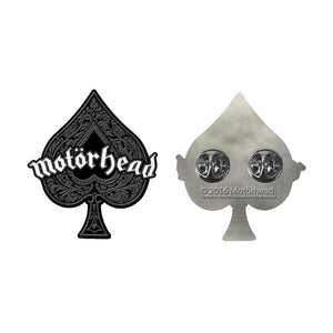 Aces Metal Pin