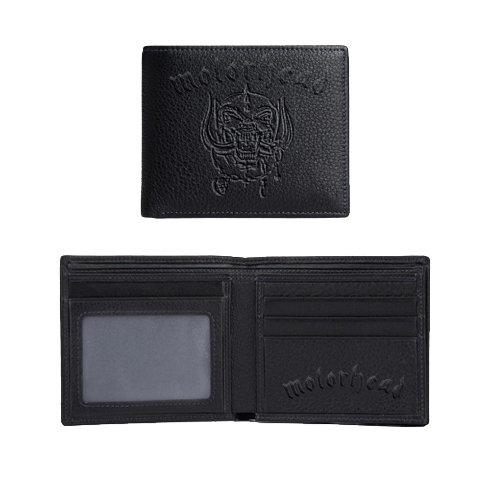 Leather Warpig Wallet