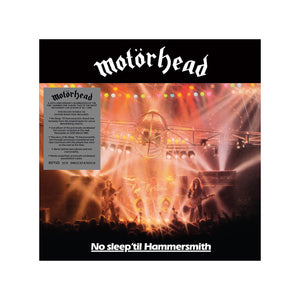 No Sleep 'Til Hammersmith 2CD Mediabook