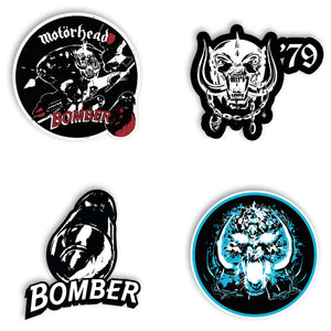 Motorhead '79 Patch Set