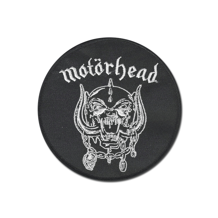 WARPIG EMBROIDERED PATCH