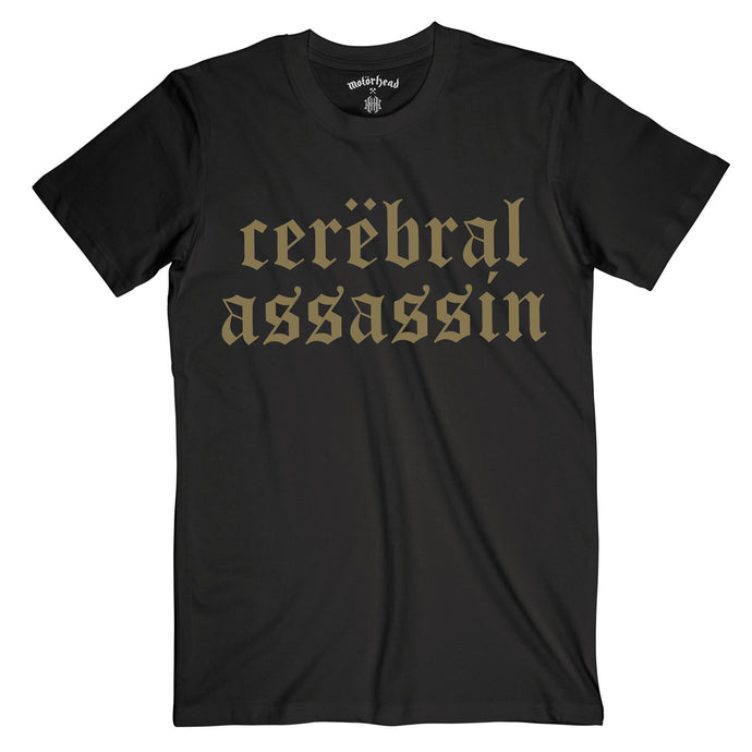 Cerebral Assassin Tee