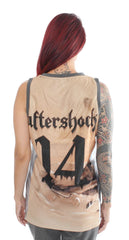 AFTERSHOCK BASKETBALL JERSEY