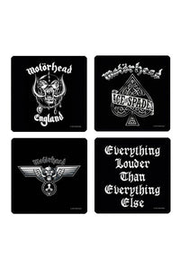4 Piece Coaster Set