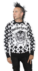 ACE OF SPADES SWEATER