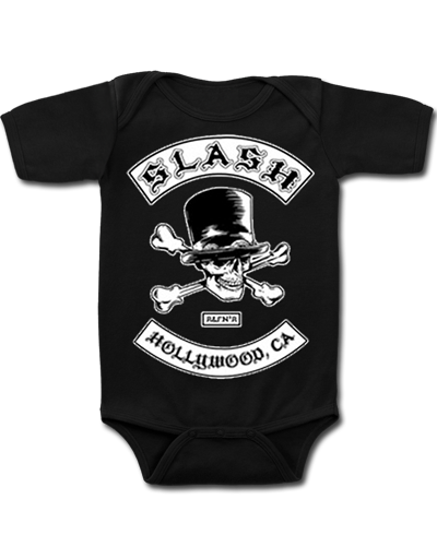 BIKER PATCH ONESIE