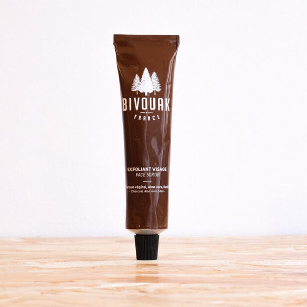 Exfoliant visage bio - Bivouak