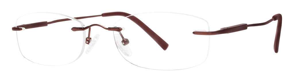 Rimless Eyeglasses 675254100211