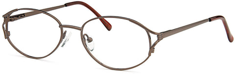 Capri Peachtree Metal Eyeglasses 7704