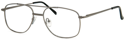 Capri Peachtree Metal Eyeglasses 7705