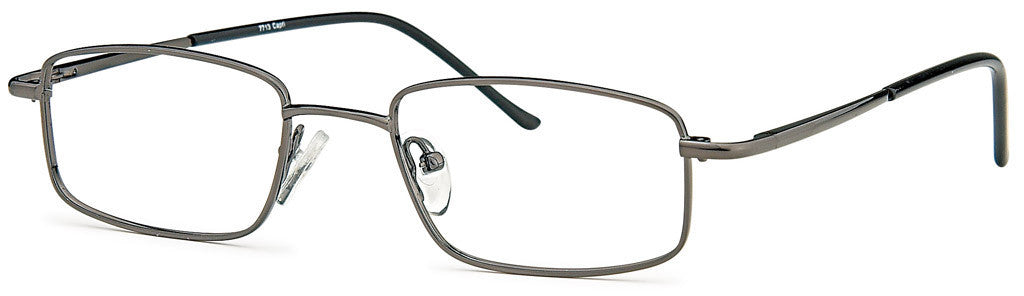 Capri Peachtree Metal Eyeglasses 7713