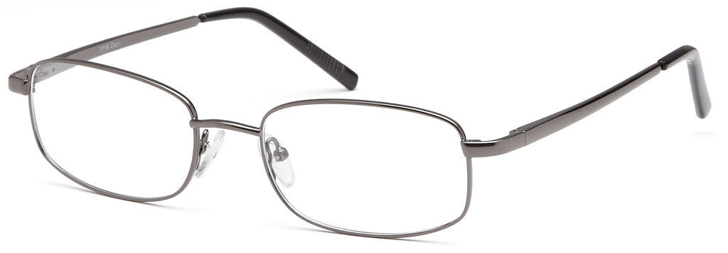 Capri Peachtree Metal Eyeglasses 7719