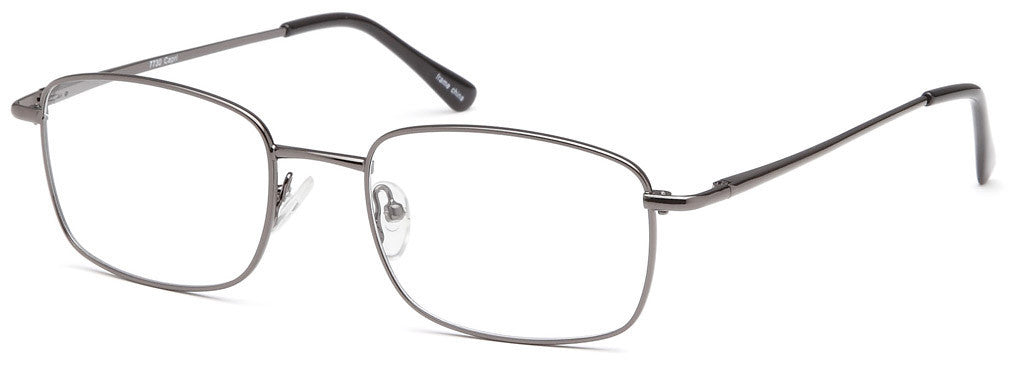 Capri Peachtree Metal Eyeglasses 7730