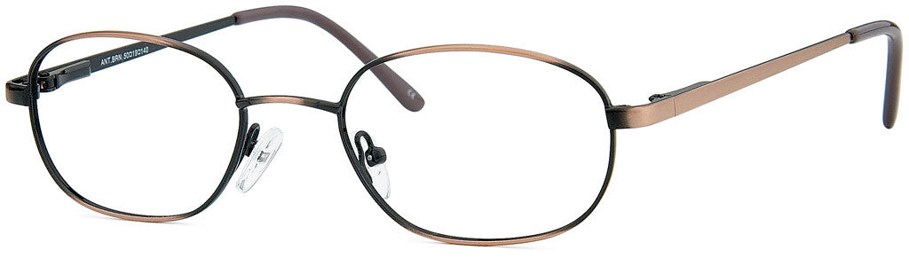 Metal Eyeglasses PEACH