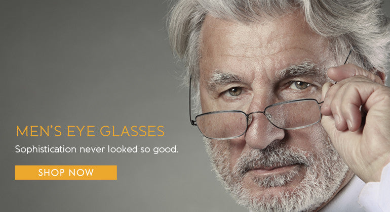 Cheap Men's Eye Glasses in New York