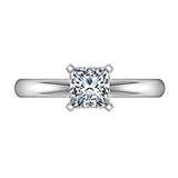 SOLITAIRE ENGAGEMENT RING  1 CTS