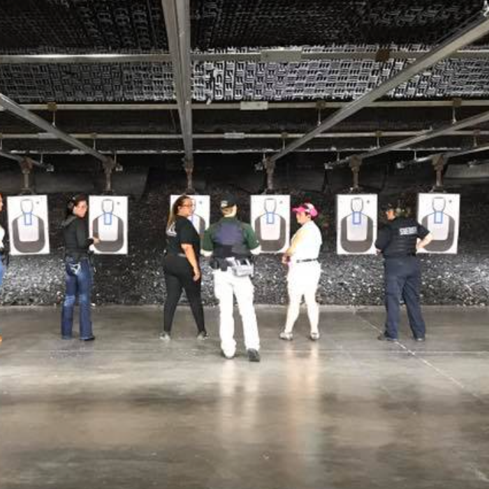 A Girl & A Gun 'Back the Blue' Training Event Empowers Female LEOs
