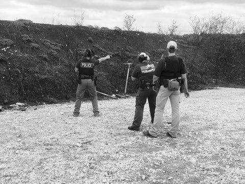 Why it's not working for her Instructor Training - understanding and training female shooters