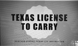 Texas License to Carry Course with Basic Pistol Instruction