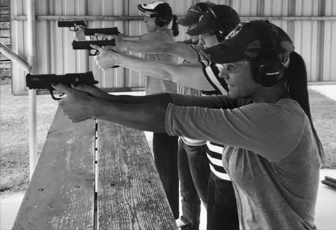 Women's New Shooter Fundamentals