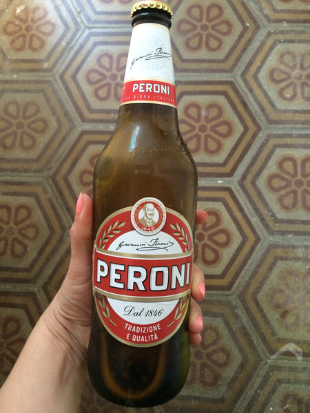 peroni beer italy