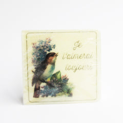 aimerai lilac photo soap valentine's day limited edition soap