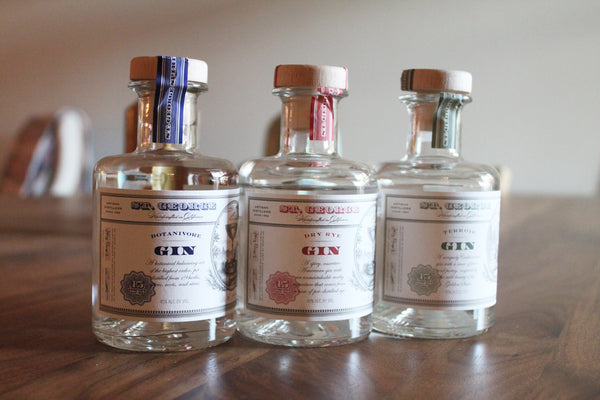 st. george california small batch gin