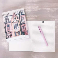 """Home Sweet Home"" notebook
