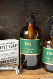 Clark & James Cèdre liquid soap|savon liquide Cèdre Clark & James