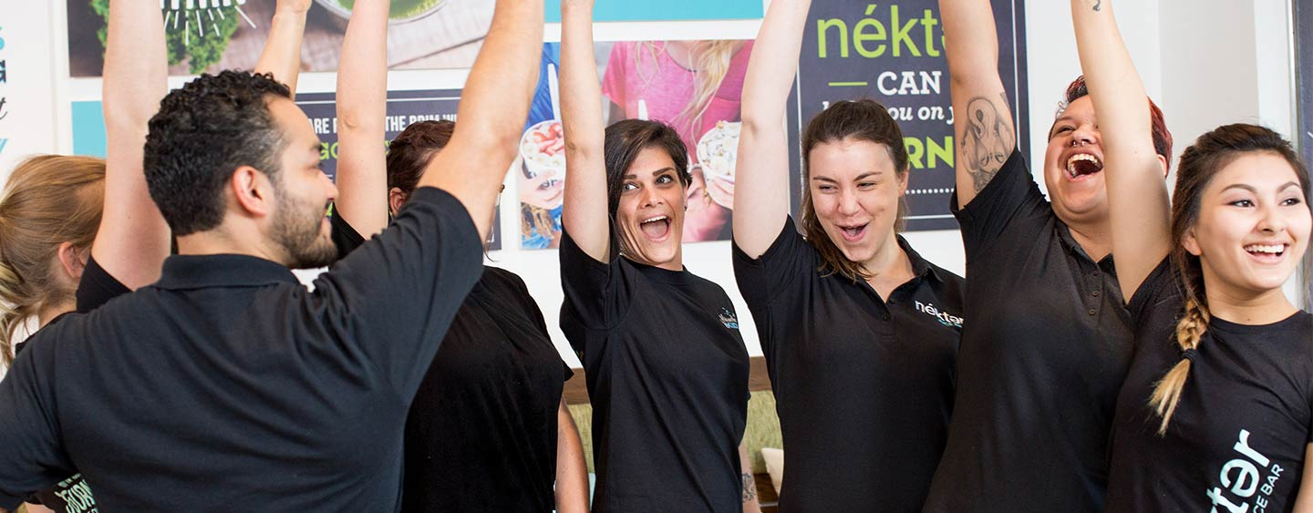 Nekter Team Members