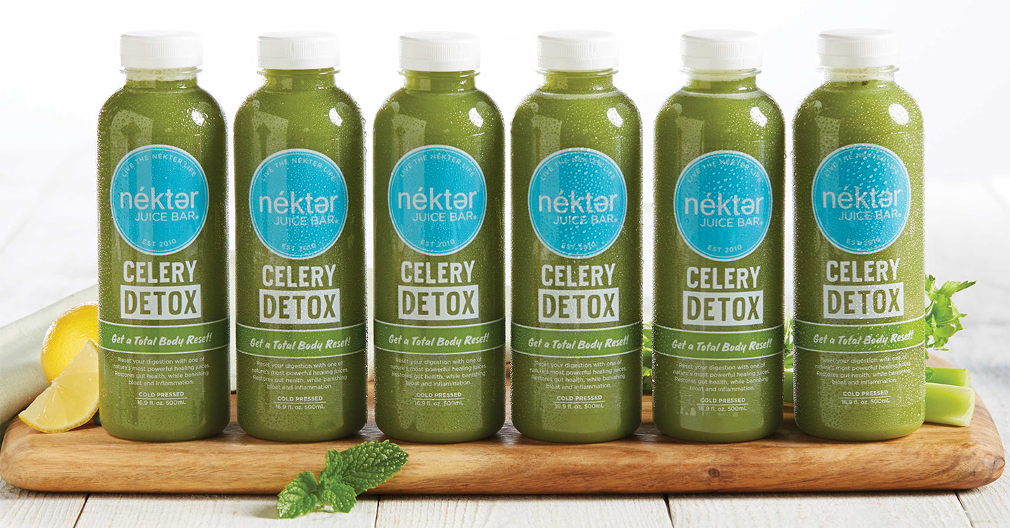 New Juice Cleanse | Nékter Juice Bar