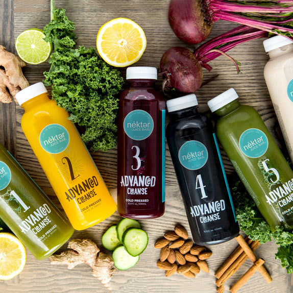 nekter signature cleanse
