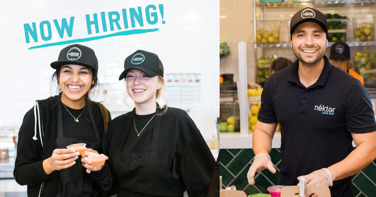 Careers | Nékter Juice Bar