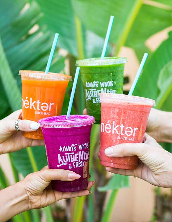 Nekter Smoothies