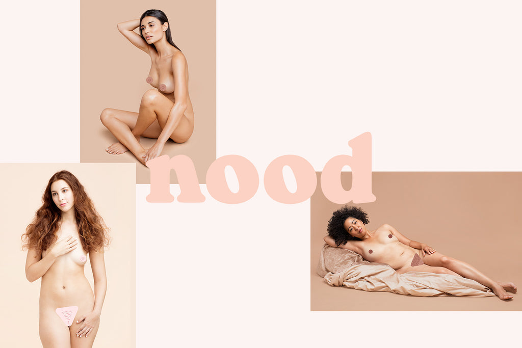 Nood: An App That Covers Your Ladyparts, Sort Of
