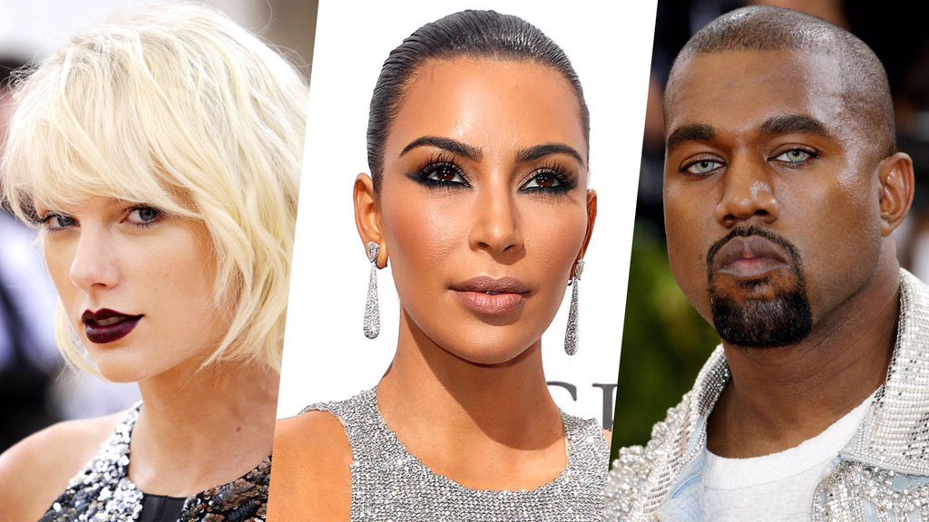 KIM KARDASHIAN, KANYE WEST, AND TAYLOR SWIFT: OUR FIRST & LAST PIECE ON THE FEUD HEARD
