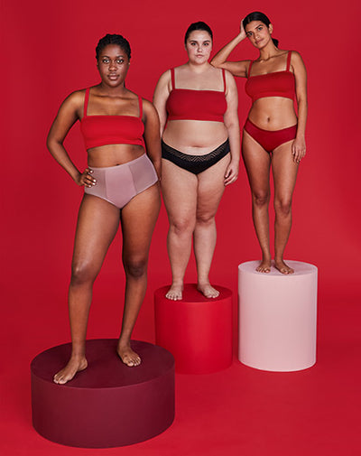 Thinx Love Your Period Set.
