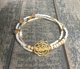 Wrap bracelet/Necklace