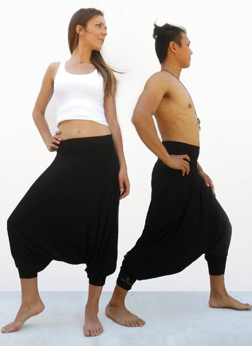 Deep Stretch 5Rhythms Harem Pants