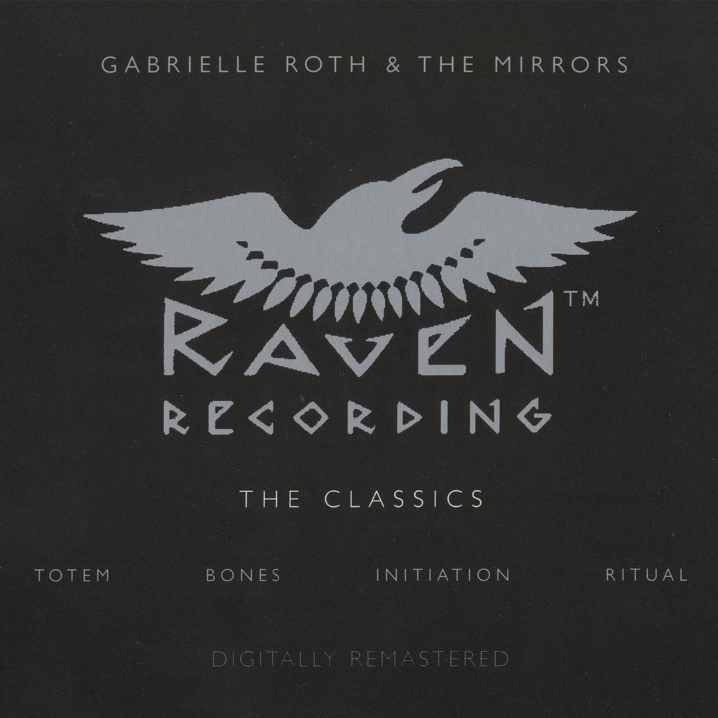 Gabrielle Roth & The Mirrors - The Raven Classics - 4 CD Boxed Set