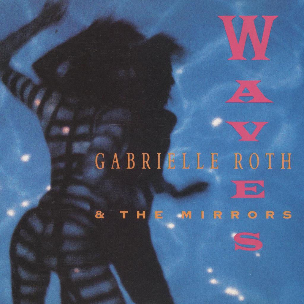 Gabrielle Roth & The Mirrors - Waves (CD)