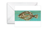 Coastal Fish Greeting Cards