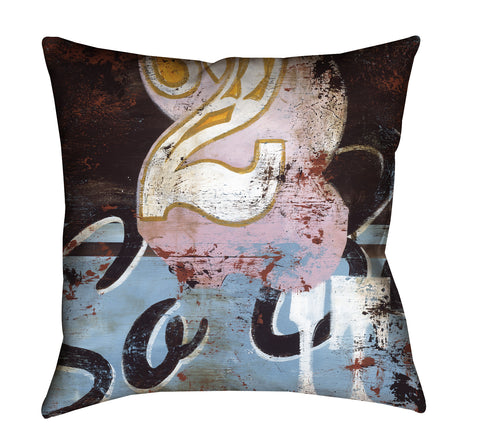 """2: So Be It"" Outdoor Throw Pillow"
