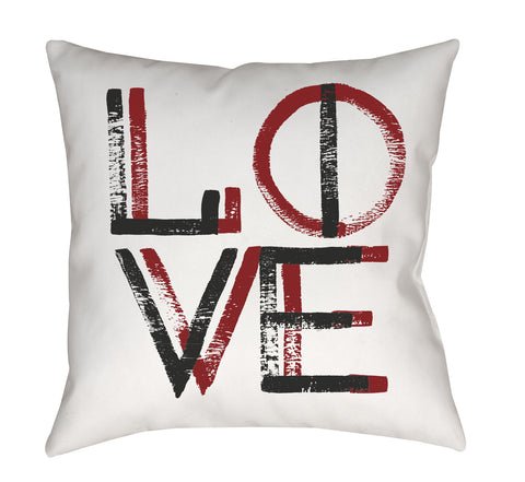 """One In The Same"" Throw Pillow"
