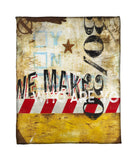 """Choices We Make"" Fleece Throw"