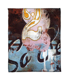 """2: So Be It"" Fleece Throw"