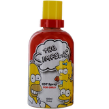 Twentieth Century Fox Eau de Toilette Spray for Girls and Kids The Simpsons 3.4 Ounce