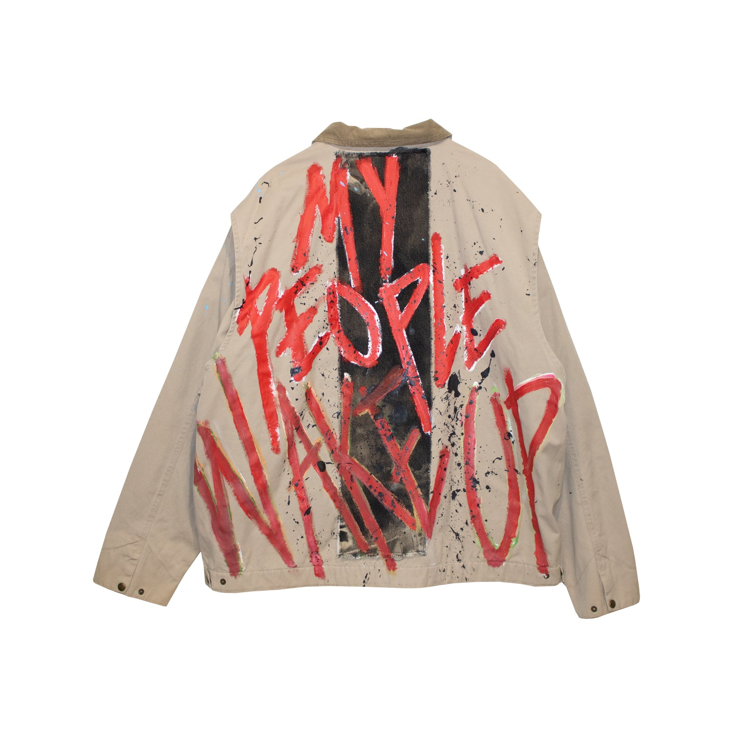 WAKE UP JACKET