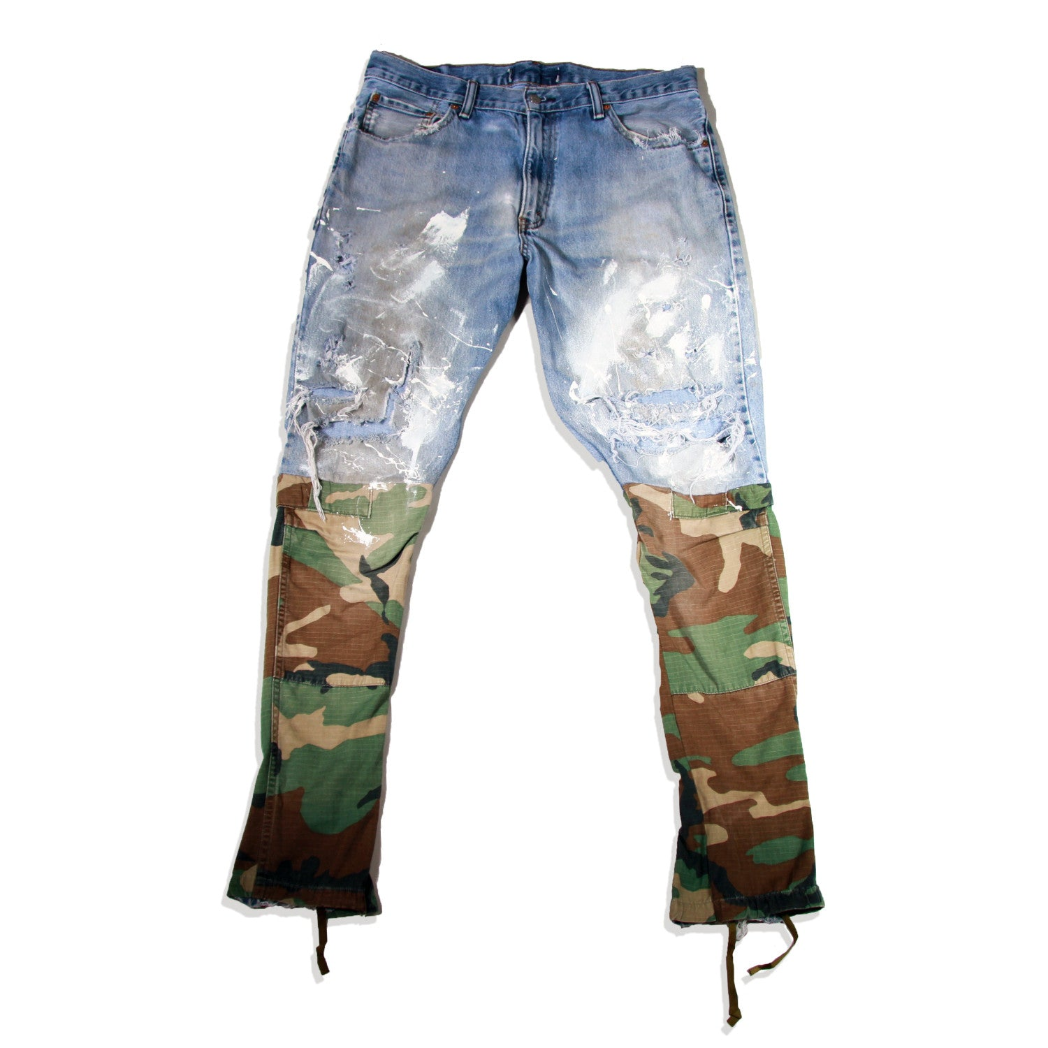 CONCREATE FIGHTER DENIM